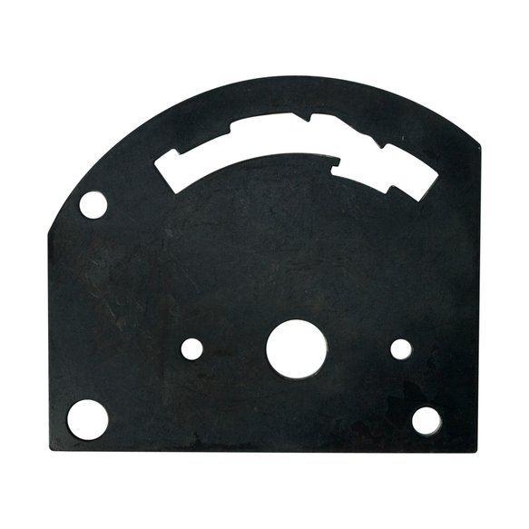 80712 - B&M Shifter Gate Plate - 4-speed Forward Pattern Image