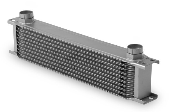 81000ERL - Earls 10 Row Oil Cooler Core Grey Image