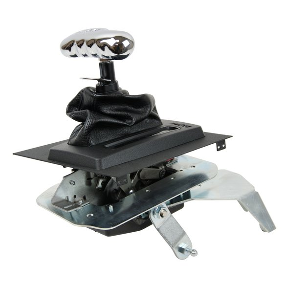 81002 - B&M Automatic Ratchet Shifter - Hammer Console - additional Image