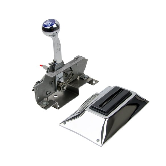 81025 - B&M Automatic Ratchet Shifter - QuickSilver Console Image