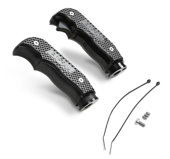 81103 - B&M Magnum Grip Shift Handle Set for 2018-2020 Jeep Wrangler JL and 2020 Jeep Gladiator trucks - additional Image