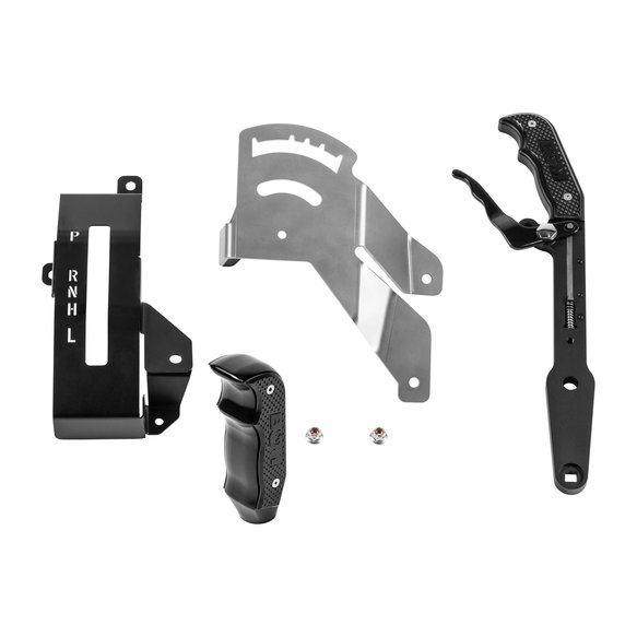 81149 - XDR - Gated Shifter & Grab Handle - 17-18 Maverick X3 Image