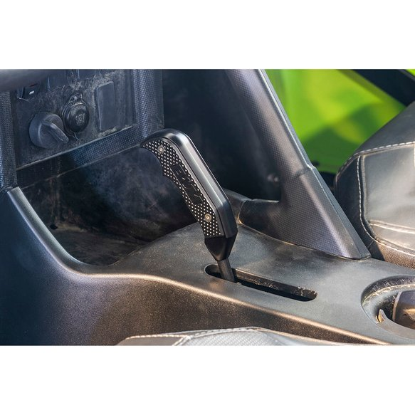 81230 - XDR Magnum Grip Shift Handle, 18-19 Textron Wildcat, Black - additional Image