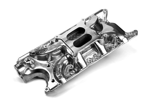 8124P - Weiand Street Warrior Intake - Ford Small Block V8 Image
