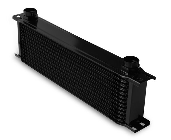 81300AERL - Earls 13 Row Oil Cooler Core Black Image