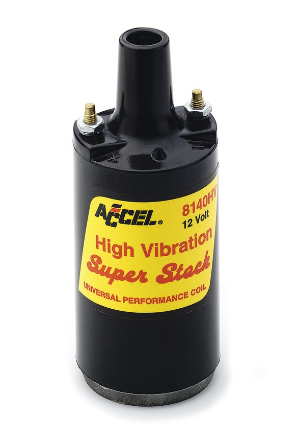8140HV - Ignition Coil - SuperStock - High Vibration - Canister Style Image