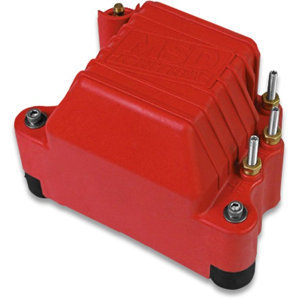 8142 - Pro Mag 44 Amp Coil, Red Image
