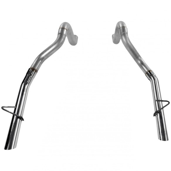 815814 - Flowmaster Prebent Tailpipes - additional Image