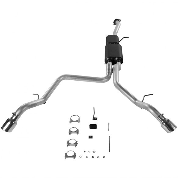 817342 - Flowmaster American Thunder Cat-back Exhaust System - additional Image