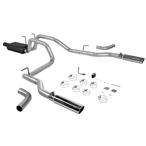 817424 - Flowmaster American Thunder Cat-back Exhaust System - additional Image
