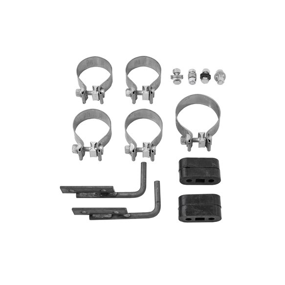 817473 - Flowmaster American Thunder Cat-back Exhaust System - additional Image