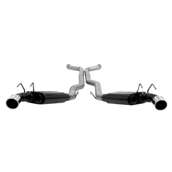 817481 - Flowmaster American Thunder Cat-back Exhaust System - additional Image