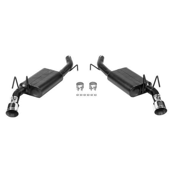 817483 - Flowmaster American Thunder Axle-back Exhaust System - additional Image
