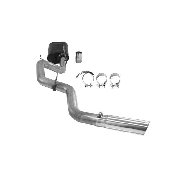 817513 - Flowmaster American Thunder  Cat-back Exhaust System - additional Image