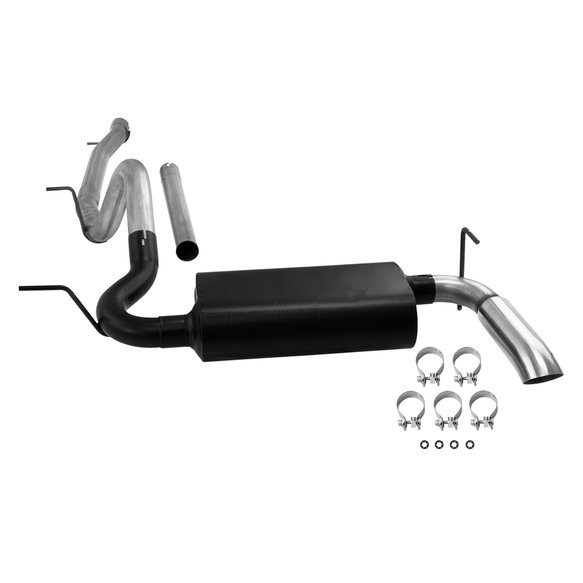 817514 - Cat-back System 409S - Single Rear Exit - Force II - Mild Sound - additional Image