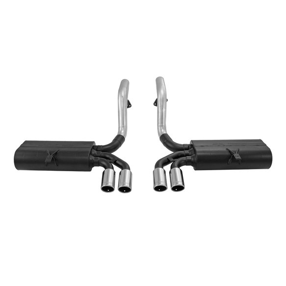 817517 - Flowmaster Force II Axle-back Exhaust System - additional Image