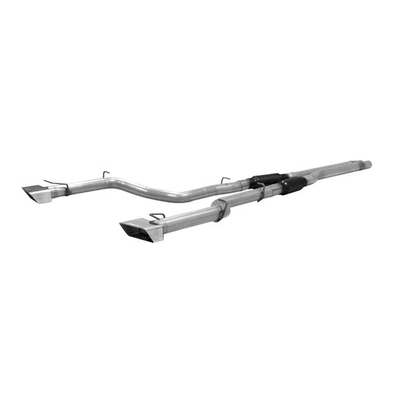 817563 - Flowmaster Outlaw Cat-back Exhaust System - default Image