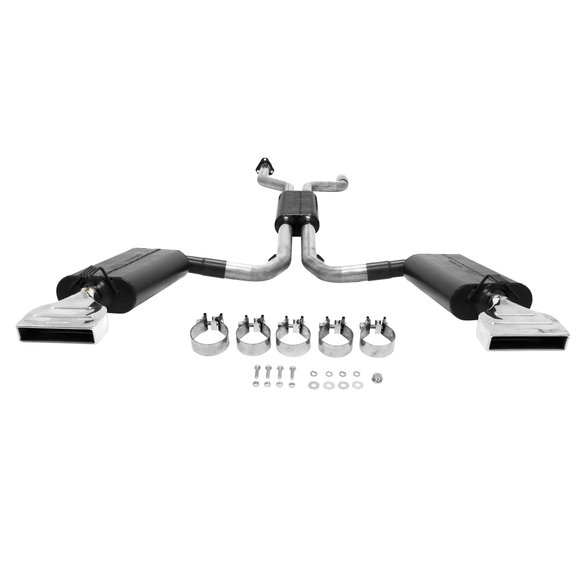 817670 - Flowmaster Force II Cat-back Exhaust System - additional Image