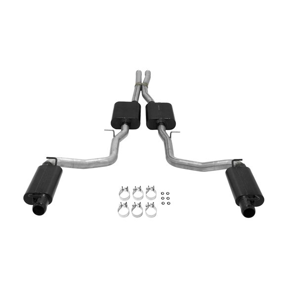 817715 - Flowmaster Force II Cat-back Exhaust System - additional Image