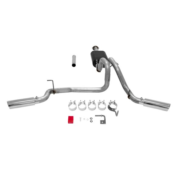 817719 - Flowmaster American Thunder  Cat-back Exhaust System - additional Image