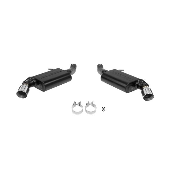 817744 - Flowmaster American Thunder Axle-back Exhaust System - additional Image