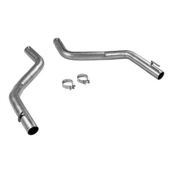 817780 - Flowmaster American Thunder Dual Exit Axle-Back Kt for 17-19 Dodge Charger R/T - additional Image