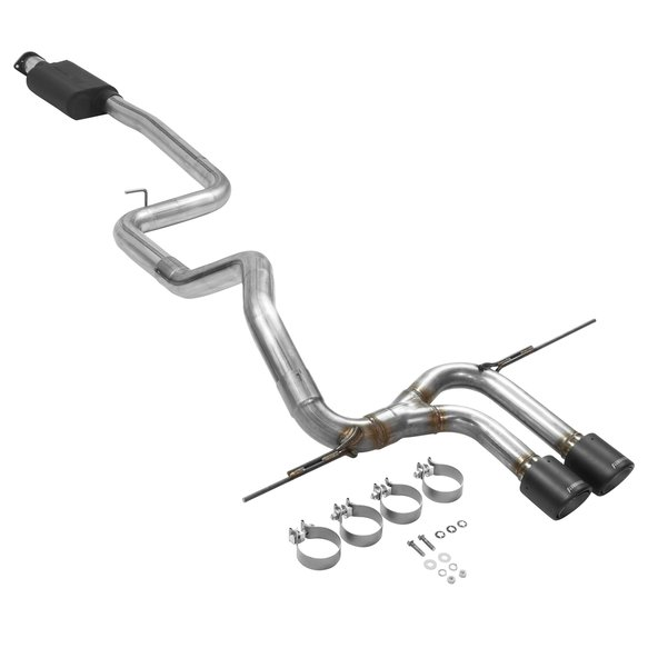817795 - Flowmaster Outlaw Cat-back Exhaust System - additional Image