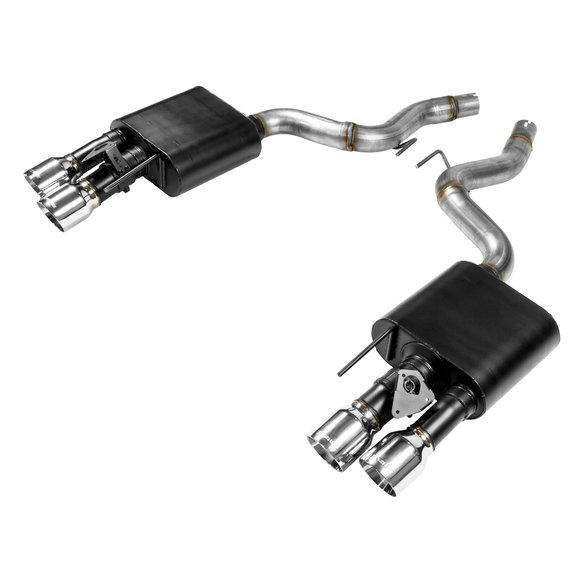 817799 - Flowmaster American Thunder Axle-back Exhaust System Image