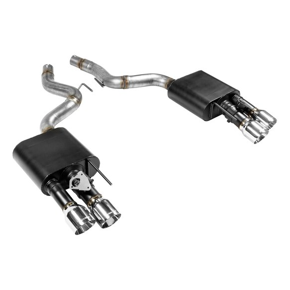 817799 - Flowmaster American Thunder Cat-back Exhaust System - additional Image
