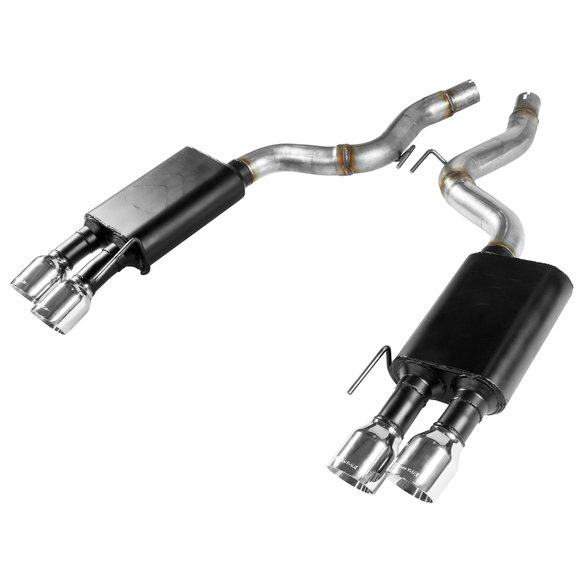 817807 - Flowmaster American Thunder Axle-back Exhaust System Image