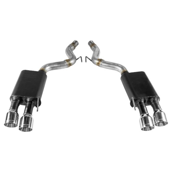 817807 - Flowmaster American Thunder Axle-back Exhaust System - additional Image