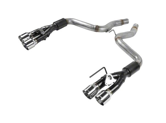 817825 - Flowmaster Outlaw Axle-back Exhaust System Image