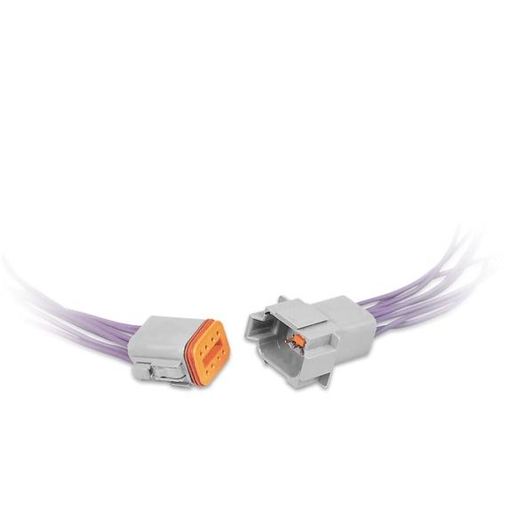 8180 - 6- Pin Deutsch Connector, 16 gauge Image