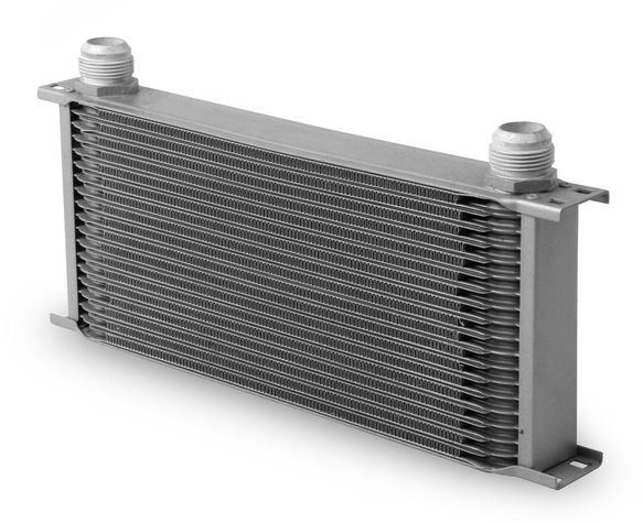 81900ERL - Earls 19 Row Oil Cooler Core Grey Image