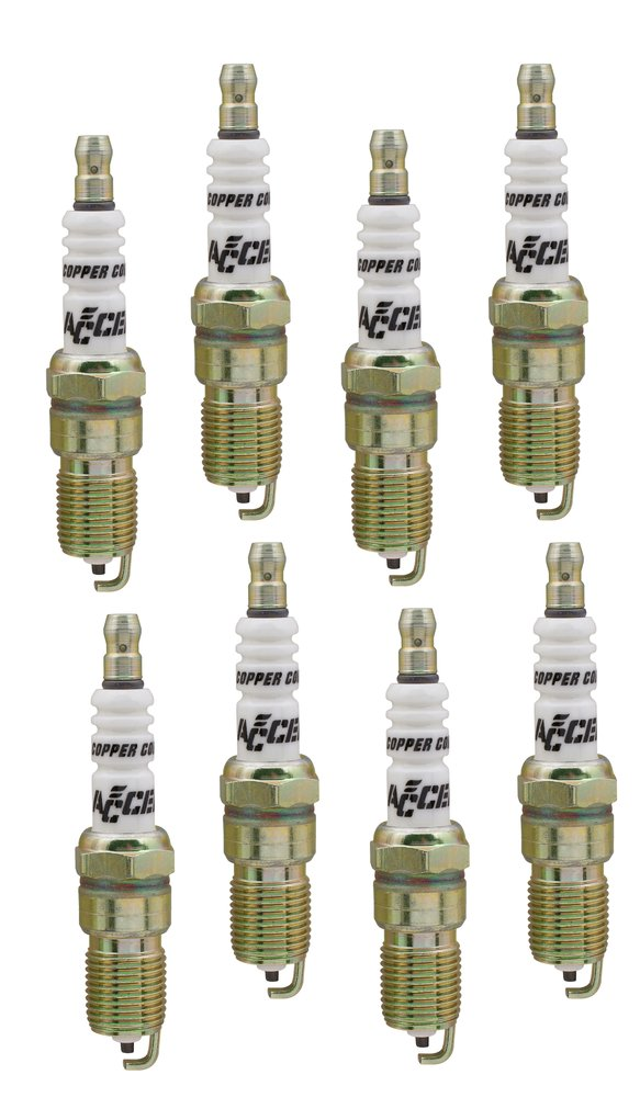 8196 - HP Copper Spark Plug Image