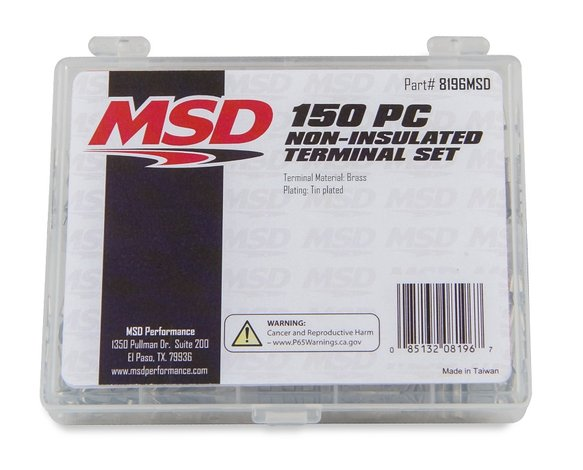 8196MSD - MSD Non-Insulated Connector Kit Image