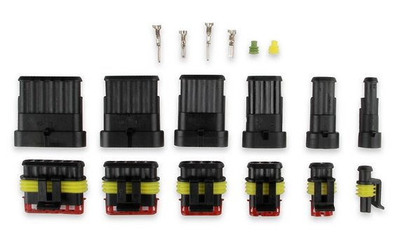 8197MSD - MSD Superseal Connector Kit - additional Image