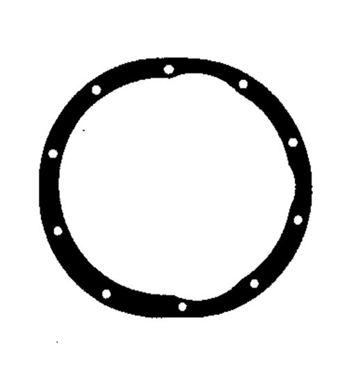 82 - REAR END GASKET - FORD 9