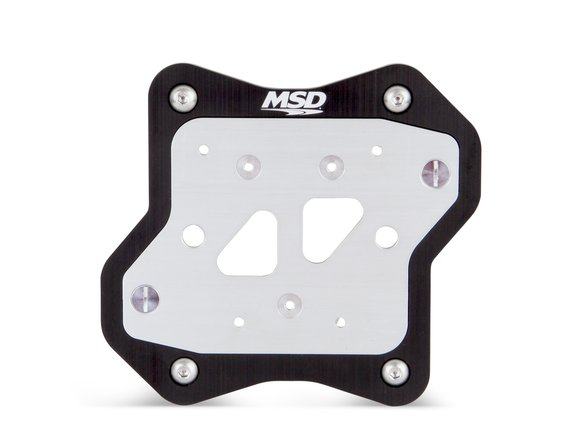 82181 - MSD Remote Mount Ignition Coil Bracket, for MSD Coils Image