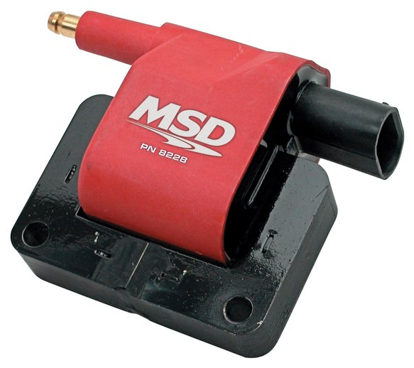 MSD 8228 Dodge Late Model Coil, 2 Pin