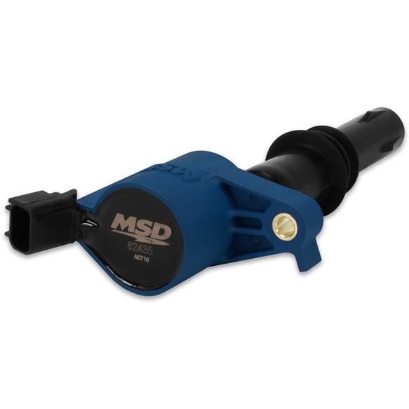 82435 - Blue Ford COP Coil 3-Valve 4.6L/5.4L '04-'08, Single Image