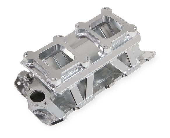 825071 - Sniper Sheet Metal Fabricated Intake Manifold Small Block Chevy Image