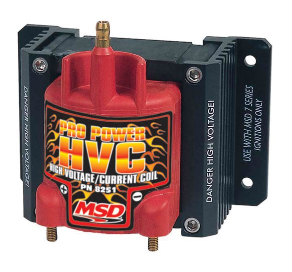 8251 - Pro Power HVC Coil, Use w/MSD 7 Series Image
