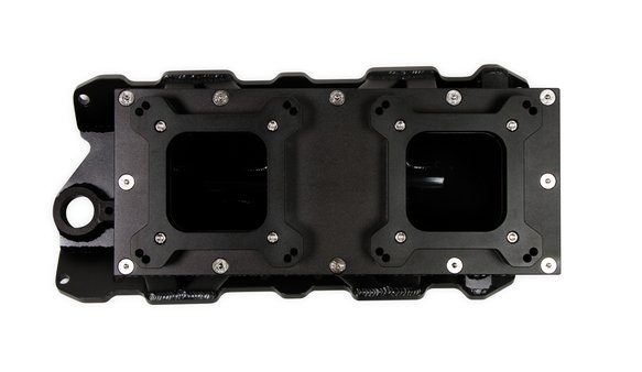 825124 - Sniper Sheet Metal Fabricated Intake Manifold Small Block Chevy - additional Image