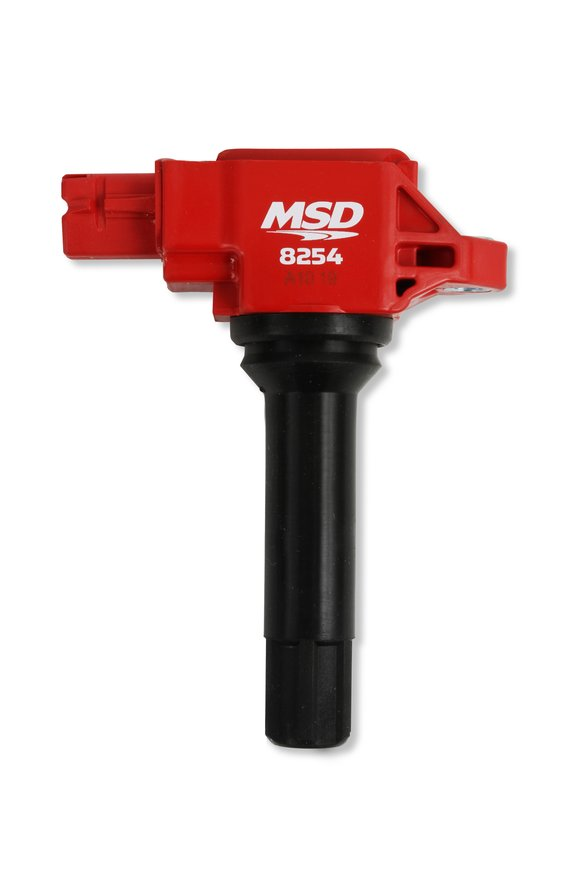 8254 - MSD Red Blaster Coil for Subaru, Scion and Toyota 2.0L Boxer Image
