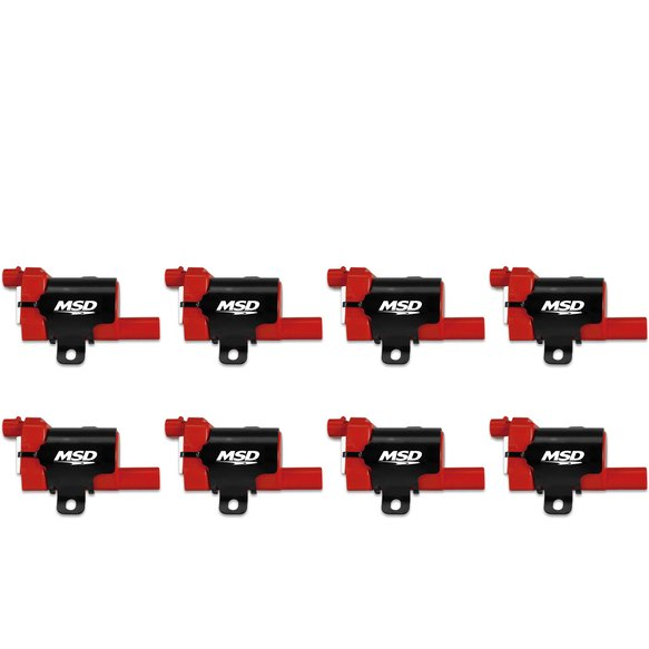 82638 - Blaster LS Coil for '99-'07 GM L-Series Truck, 8-Pack Image