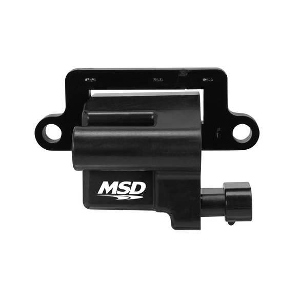 82643 - MSD Black GM L-Series Truck Single Coil, '99-'09 Image