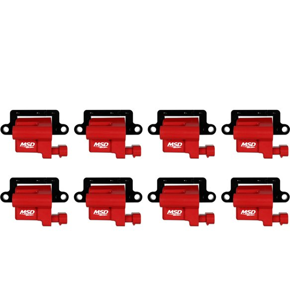 82648 - Blaster LS Coils for '99-'09 GM L-Series Truck, 8-Pack Image