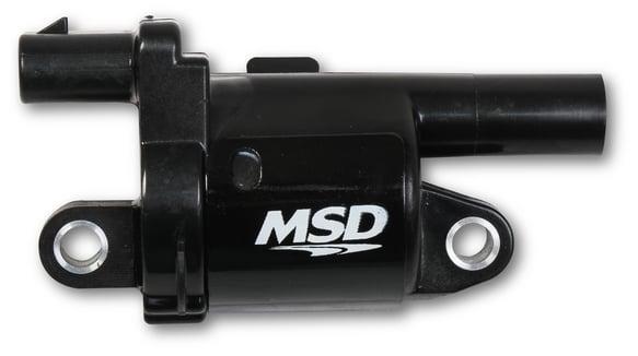 82683 - Blaster Gen V GM Coils, 2014 and Up, Black, Round Image