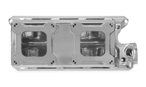 827071 - Sniper Sheet Metal Fabricated Intake Manifold Ford 289-302 - additional Image